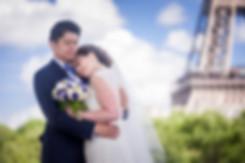 photographe mariage tour eiffel