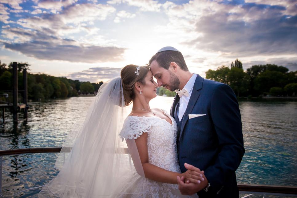 mariage au manoir des cygnes