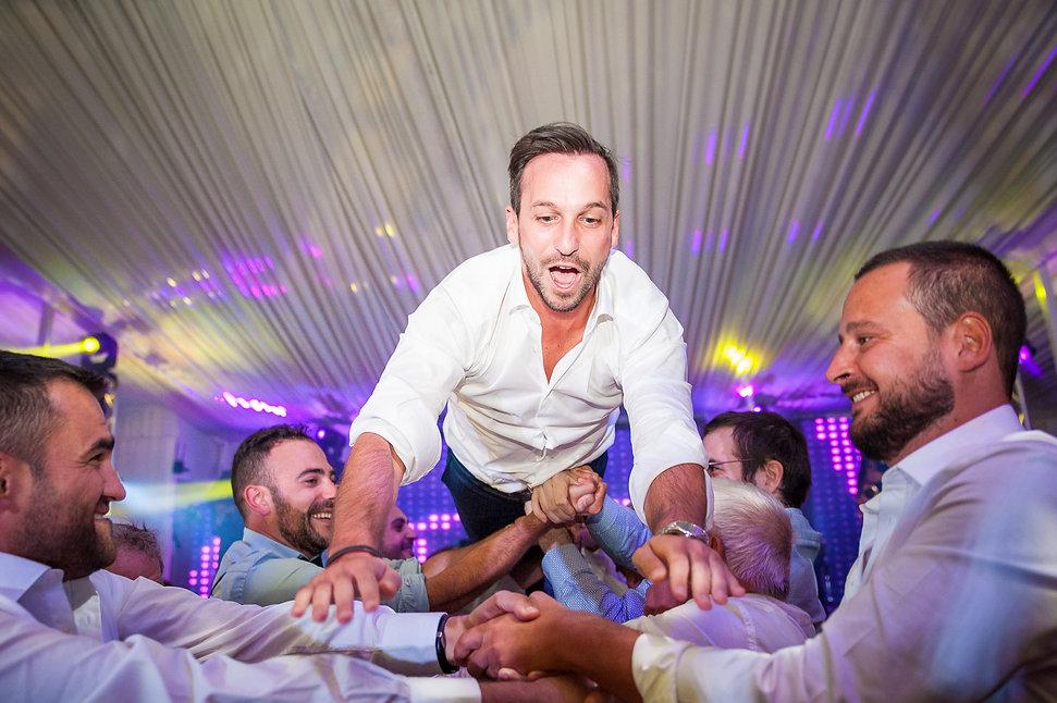 soirée de mariage juif