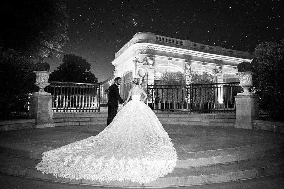 mariage parisien au pavillon dauphine