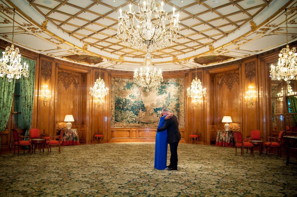 Photographe de mariage luxe