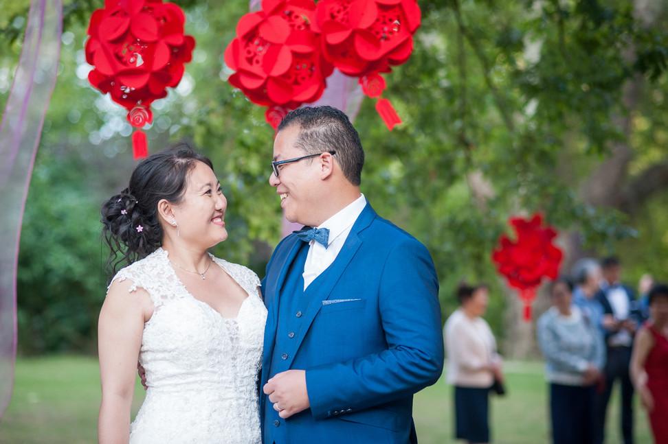 mariage au chalet de la porte jaune