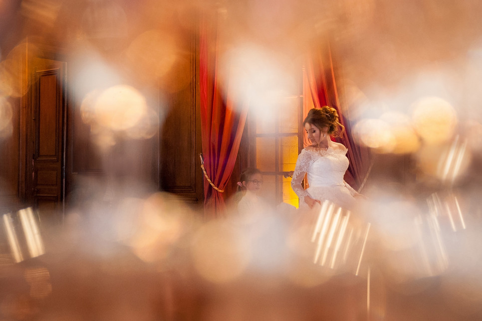 mariage au chateau de lesigny