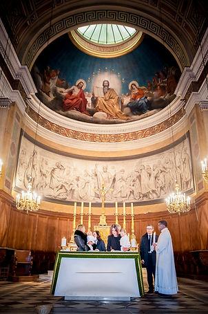 photographe de baptême Paris