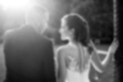 mariage noir et blanc