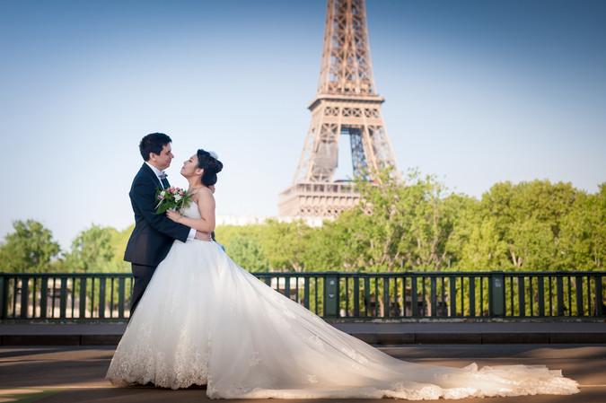 reportage mariage bir hakeim