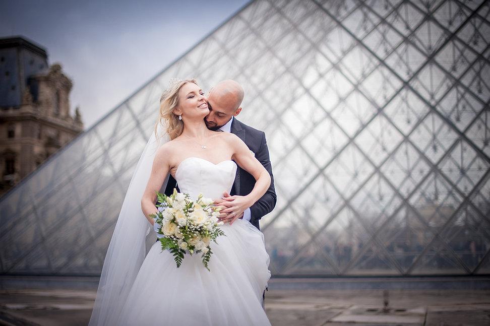 destination wedding Paris