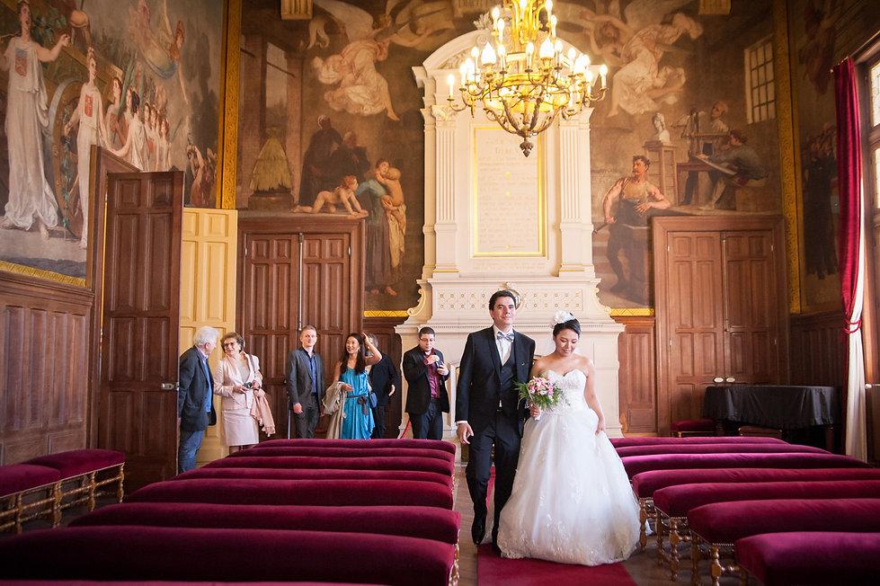 mariage civil paris