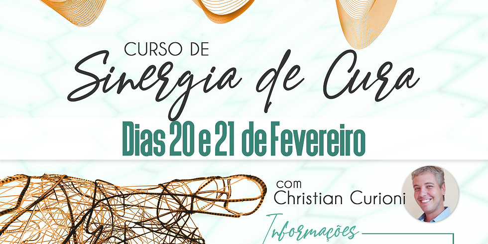 CURSO DE SINERGIA DE CURA