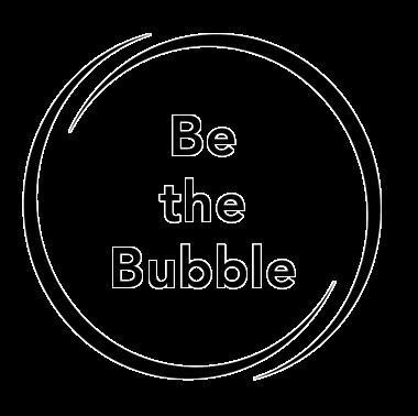 Logo%20Be%20the%20bubble%20-%20white%20b