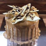 Sticky toffee pudding cake #christchurch