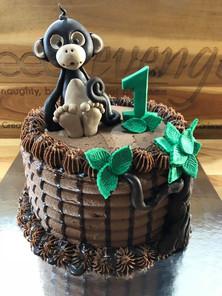 Monkey Cake by Sweet Revenge
