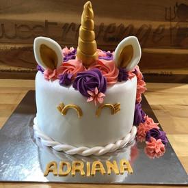 Unicorn Cake by Sweet Revenge