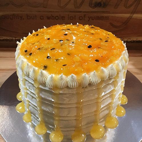 Orange Passion Cake
