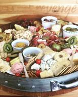 Event grazing platter by Sweet Revenge
