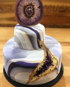 Geode Cake Design by Sweet Revenge