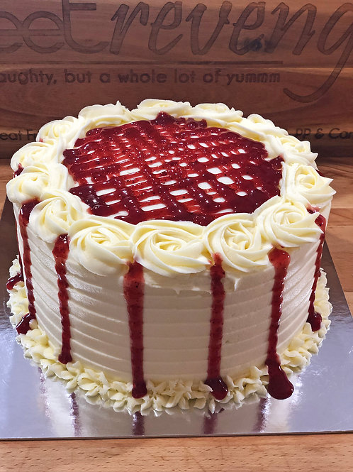Red Velvet Lover Cake