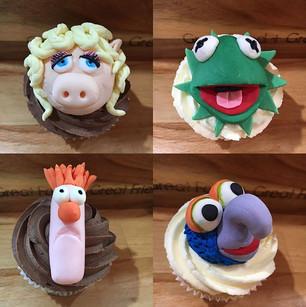 Muppets cupcakes #sweetrevenge #misspigg