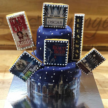 Celebrate with a broadway cake! #sweetre