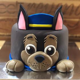 Paw Patrol Cake by Sweet Revenge