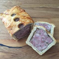 British Pork Pie
