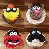 Muppets cupcakes _) #sweetrevenge #anima