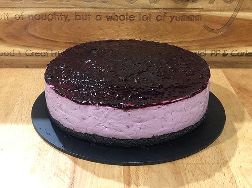 Chocolate Bar Cheesecake