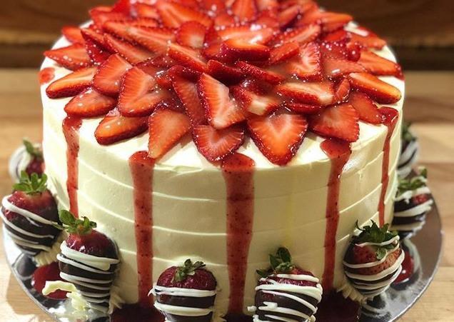 Strawberry%20cheesecake%20%23sweetreveng