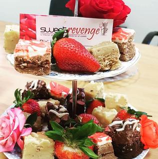 Morning Tea Catering by Sweet Revenge