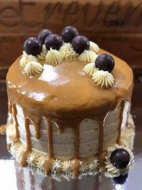 Custom Sticky toffee pudding Cake