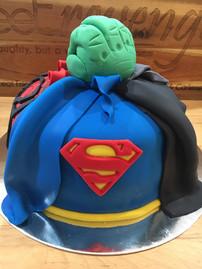 Superhero Cake by Sweet Revenge