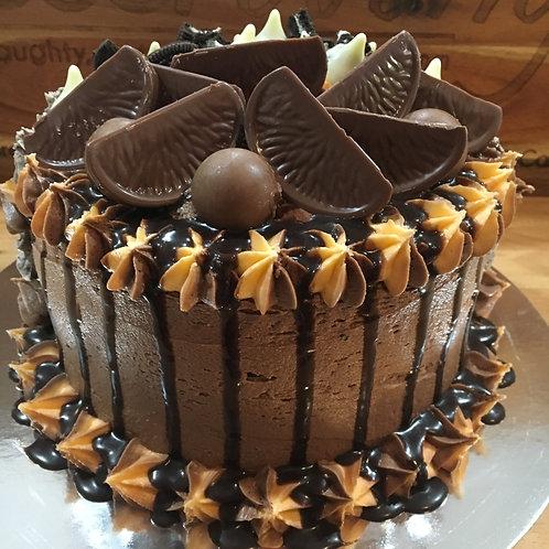 Just A Jaffa Cake
