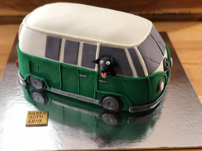 VW Cake by Sweet Revenge