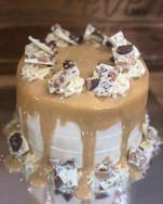 Sticky toffee pudding cake the birthday