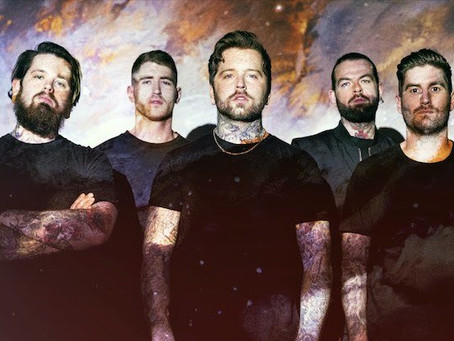 LOUDER REVIEWS: 'Cannibal' - Bury Tomorrow