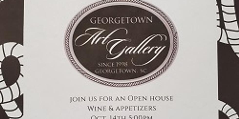 Georgetown Art Gallery Open House