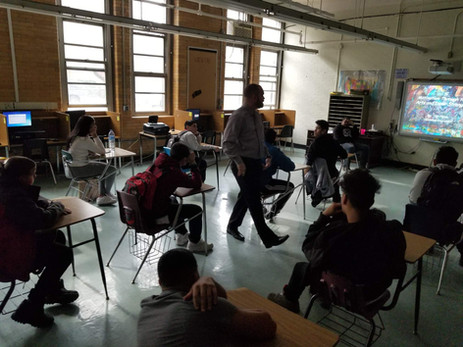Poetry For Students (East Side HS)