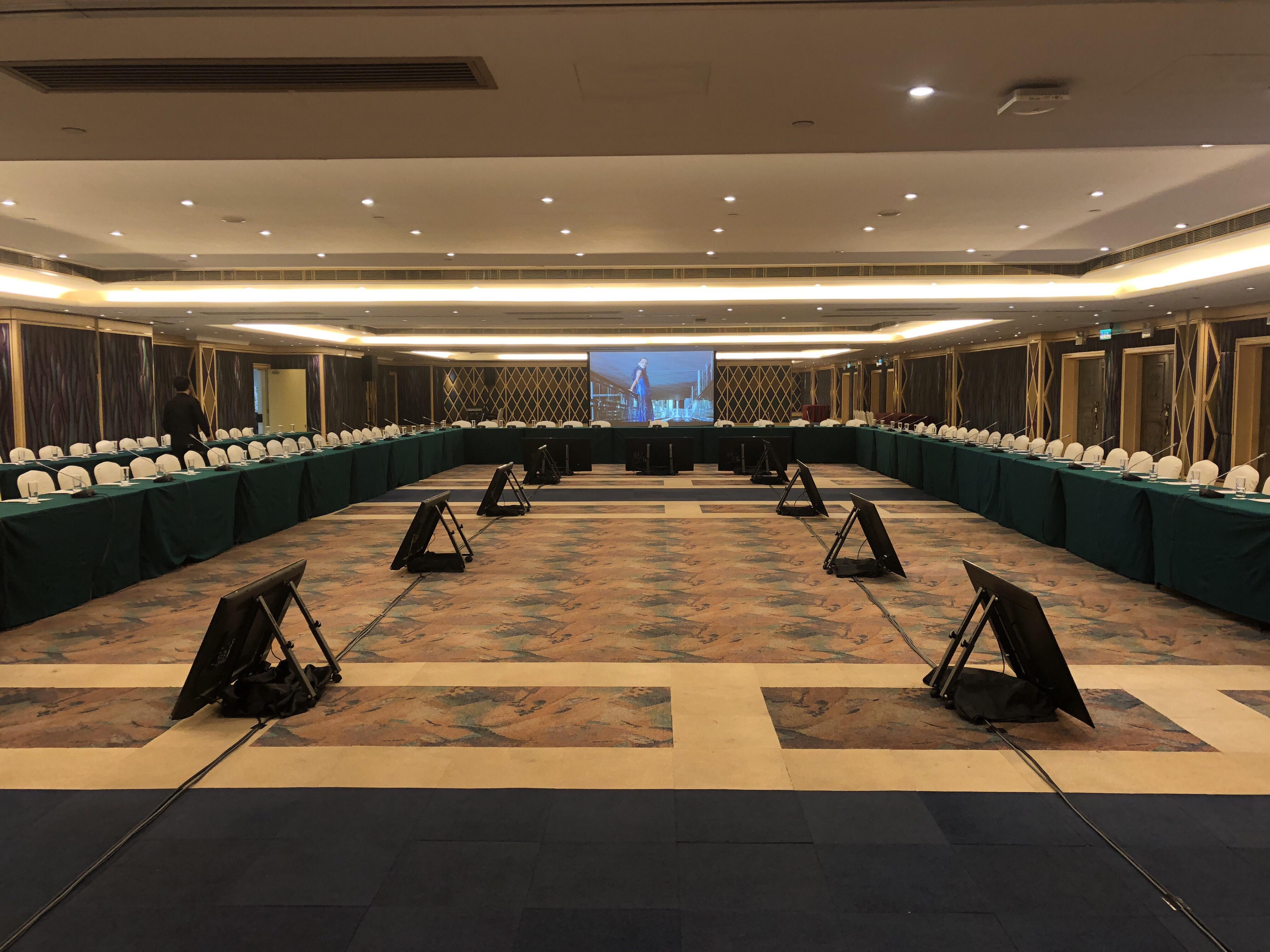 經濟局會議