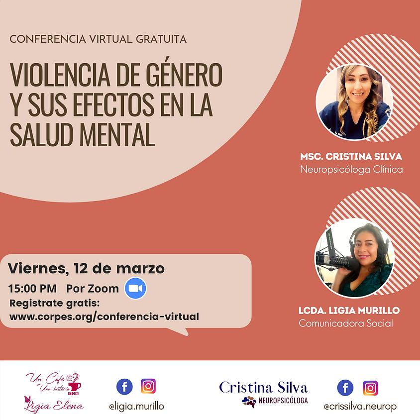 Violencia de género y sus efectos en la salud mental