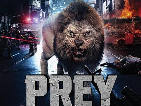 The Lion Uncaged!