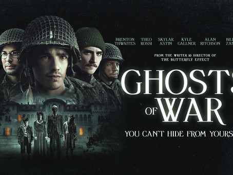Onward March, the Ghosts of War!