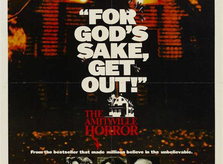 Get Out of Amityville! (Amityville Week Pt. 1)