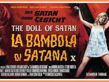 The Horror of The Doll of Satan!