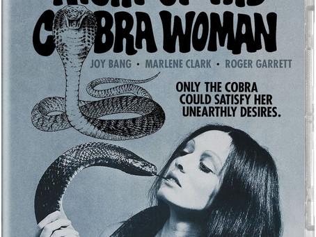 The Cobra Woman Strikes!