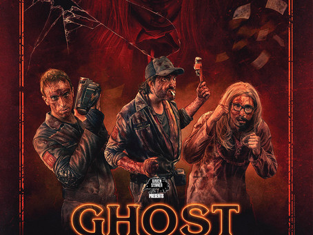 Ghostbust--er, Killers!