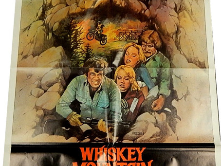 Whiskey Mountain Take My Mind!