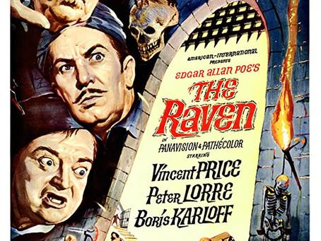 The Raven Speaks!