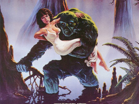 Swamp Thing Attacks!
