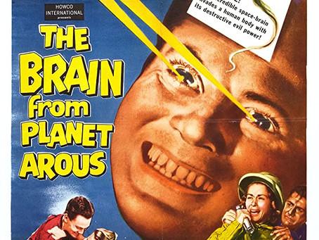 A Floating, Alien Brain!