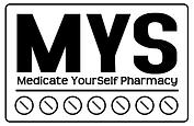 Medicate Yourself Pharmacy Logo